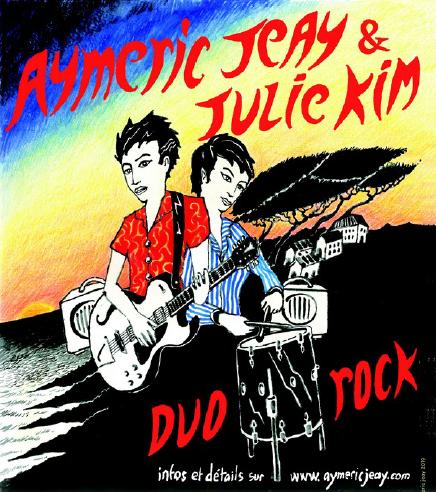 Aymeric Jeay & Julie Kim