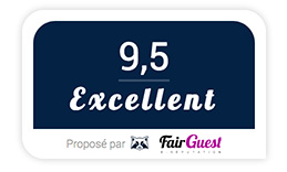 Users rating FairGuest